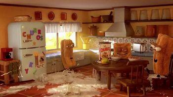 Cinnamon Toast Crunch Churros TV Spot, 'Para cualquier momento' [Spanish] - Thumbnail 4