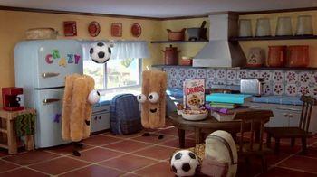 Cinnamon Toast Crunch Churros TV Spot, 'Para cualquier momento' [Spanish] - Thumbnail 5