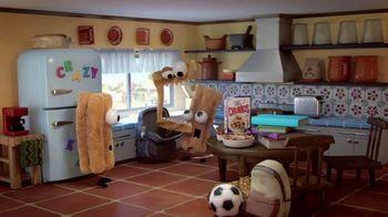Cinnamon Toast Crunch Churros TV Spot, 'Para cualquier momento' [Spanish] - Thumbnail 6
