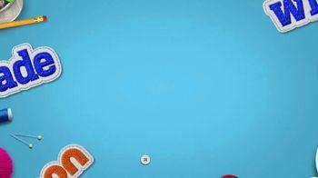 Honey-Comb TV Spot, 'Made With Nickelodeon: Spongebob' - Thumbnail 1