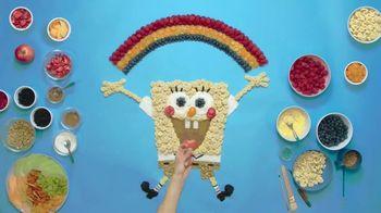 Honey-Comb TV Spot, 'Made With Nickelodeon: Spongebob' - Thumbnail 10