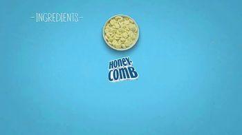 Honey-Comb TV Spot, 'Made With Nickelodeon: Spongebob' - Thumbnail 2