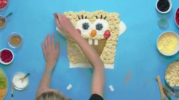 Honey-Comb TV Spot, 'Made With Nickelodeon: Spongebob' - Thumbnail 7