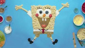 Honey-Comb TV Spot, 'Made With Nickelodeon: Spongebob'