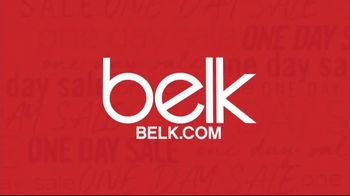 Belk Biggest One Day Sale TV Spot, 'Doorbusters: Men's Polos and Tees' - Thumbnail 7