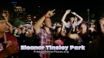 CITGO Freedom Over Texas TV Spot, 'Fun, Music and Fireworks'