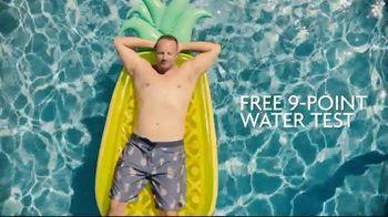 Leslie's Pool Supplies TV Spot, 'Water Test'