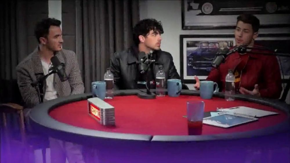 Phil in the Blanks TV Commercial, 'The Jonas Brothers' Song by Jonas Brothers
