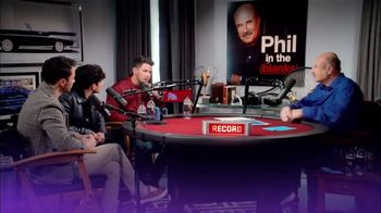 Phil in the Blanks TV Spot, 'The Jonas Brothers' Song by Jonas Brothers - Thumbnail 4