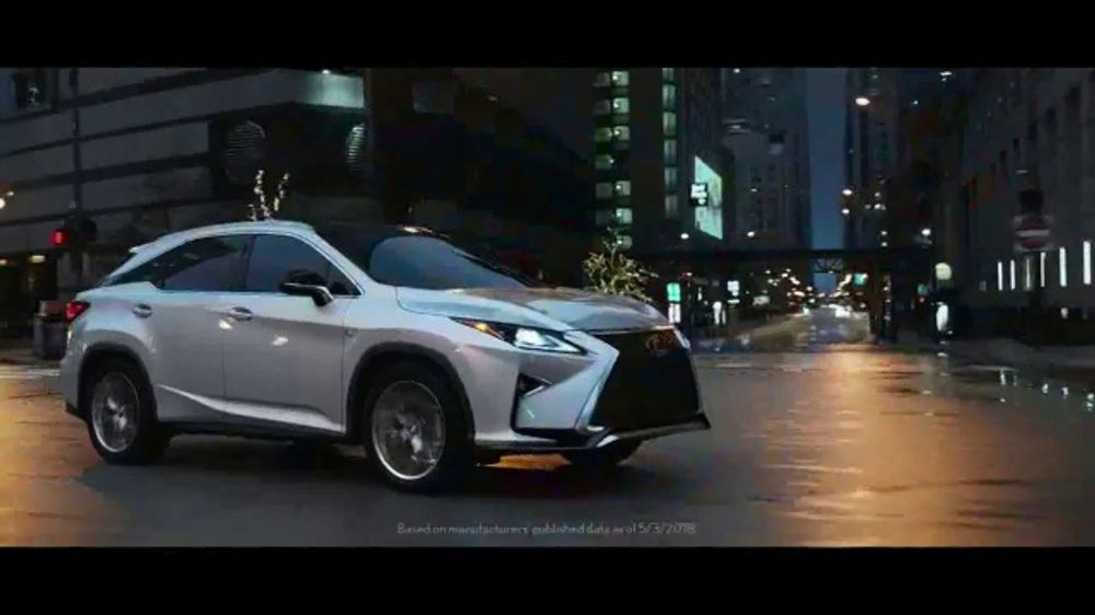 Lexus Rx F Sport >> 2019 Lexus RX 350 TV Commercial, 'Attention' [T2] - iSpot.tv