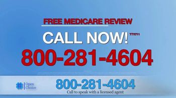 Open Choice TV Spot, 'Free Medicare Benefits Review' - Thumbnail 6