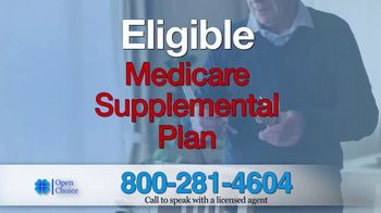 Open Choice TV Spot, 'Free Medicare Benefits Review' - Thumbnail 4