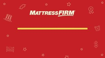 Mattress Firm 4th of July Sale TV Spot, 'Free Free Free' - Thumbnail 1
