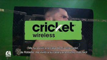 Cricket Wireless TV Spot, 'Combate Americas: Horacio Gutierrez' [Spanish] - Thumbnail 7
