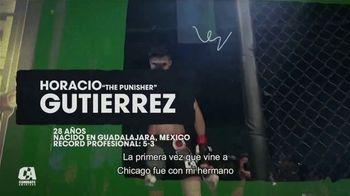 Cricket Wireless TV Spot, 'Combate Americas: Horacio Gutierrez' [Spanish] - Thumbnail 1