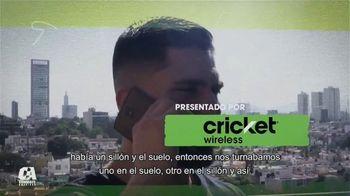 Cricket Wireless TV Spot, 'Combate Americas: Horacio Gutierrez' [Spanish] - Thumbnail 2