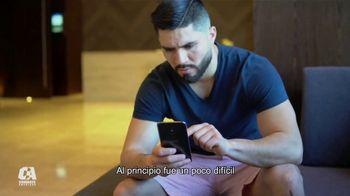 Cricket Wireless TV Spot, 'Combate Americas: Horacio Gutierrez' [Spanish] - Thumbnail 4