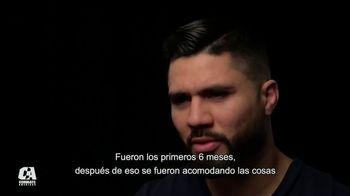 Cricket Wireless TV Spot, 'Combate Americas: Horacio Gutierrez' [Spanish] - Thumbnail 6