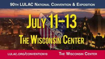 NBC Universal TV Spot, '2019 LULAC National Convention & Expo' - Thumbnail 9