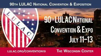 NBC Universal TV Spot, '2019 LULAC National Convention & Expo' - Thumbnail 1