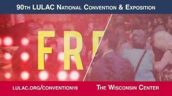 NBC Universal TV Spot, '2019 LULAC National Convention & Expo' - Thumbnail 4