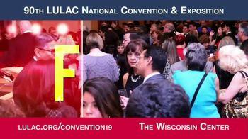 NBC Universal TV Spot, '2019 LULAC National Convention & Expo' - Thumbnail 5