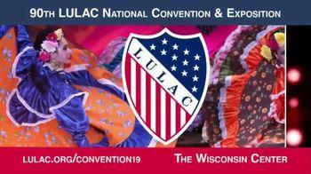 NBC Universal TV Spot, '2019 LULAC National Convention & Expo' - Thumbnail 7