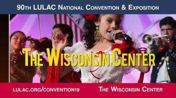 NBC Universal TV Spot, '2019 LULAC National Convention & Expo' - Thumbnail 8