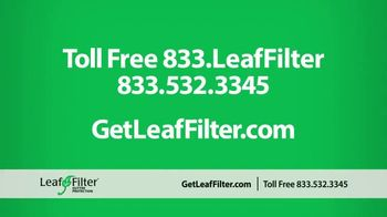 LeafFilter TV Spot, 'End Gutter Cleaning Forever: Save 15 Percent' - Thumbnail 10