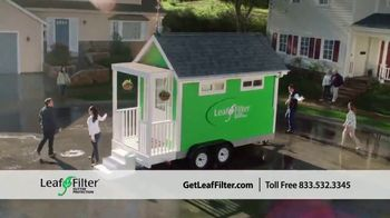 LeafFilter TV Spot, 'End Gutter Cleaning Forever: Save 15 Percent' - Thumbnail 2