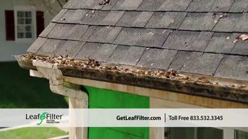 LeafFilter TV Spot, 'End Gutter Cleaning Forever: Save 15 Percent' - Thumbnail 3