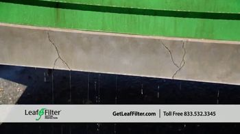 LeafFilter TV Spot, 'End Gutter Cleaning Forever: Save 15 Percent' - Thumbnail 4