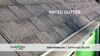 LeafFilter TV Spot, 'End Gutter Cleaning Forever: Save 15 Percent' - Thumbnail 6