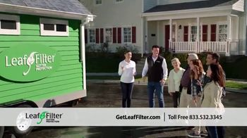 LeafFilter TV Spot, 'End Gutter Cleaning Forever: Save 15 Percent'