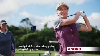Anoro TV Spot, 'My Own Way: Golf' - Thumbnail 9
