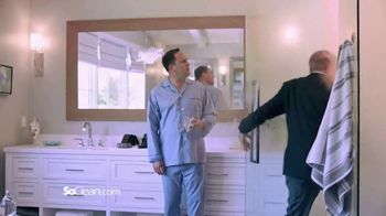 SoClean TV Spot, 'Bill in the Bathroom' Featuring William Shatner - Thumbnail 9