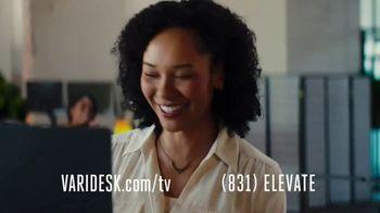 Varidesk TV Spot, 'Work Elevated'
