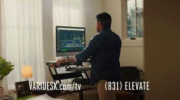 Varidesk TV Spot, 'Work Elevated' - Thumbnail 1