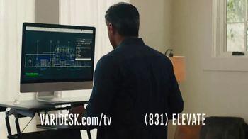 Varidesk TV Spot, 'Work Elevated' - Thumbnail 5