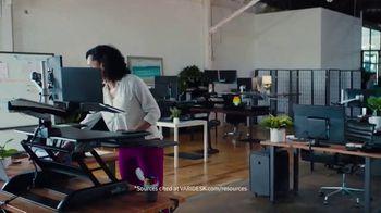 Varidesk TV Spot, 'Work Elevated' - Thumbnail 8