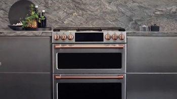 Cafe Appliances TV Spot, 'The Customizable Appliance' - Thumbnail 5