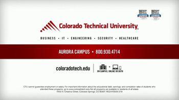 Colorado Technical University Fast Track TV Spot, 'Intimidating' - Thumbnail 10