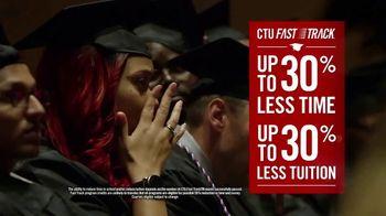 Colorado Technical University Fast Track TV Spot, 'Intimidating' - Thumbnail 8