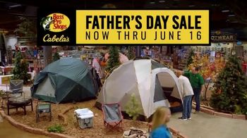 Bass Pro Shops Fathers Day Sale TV Spot, 'Frontier Cartridge Ammo and Pistol' - Thumbnail 3