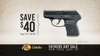 Bass Pro Shops Fathers Day Sale TV Spot, 'Frontier Cartridge Ammo and Pistol' - Thumbnail 5