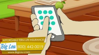 Big Lou Term Life Insurance TV Spot, 'Guys With Health Glitches' - Thumbnail 10