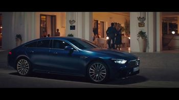 Mercedes-Benz AMG GT 4-Door Coupe TV Spot, 'Life Is a Race' [T1] - Thumbnail 10
