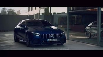 Mercedes-Benz AMG GT 4-Door Coupe TV Spot, 'Life Is a Race' [T1] - Thumbnail 2