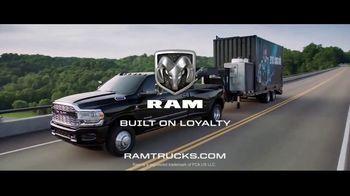 Ram Trucks TV Spot, 'Letters to the Church Choir' Song by Eric Church [T1] - Thumbnail 9