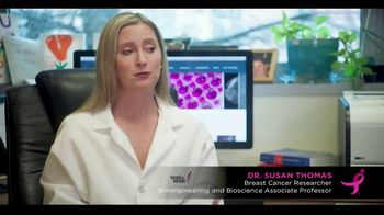 Susan G. Komen for the Cure TV Spot, 'On the Frontlines' - Thumbnail 2